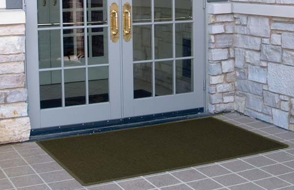Vinyl Mesh Heavy Duty Pool Mats Are Drainage Mats By