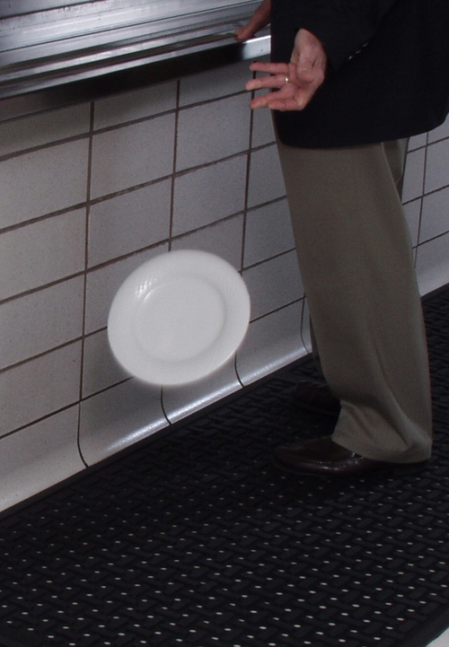 Rubber Drainage Mats Are Commercial Kitchen Mats