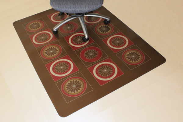 Designer Chair Mats Are Office Desk By American Floor