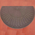 Waterhog Grand Premier Half-Oval Door Mats