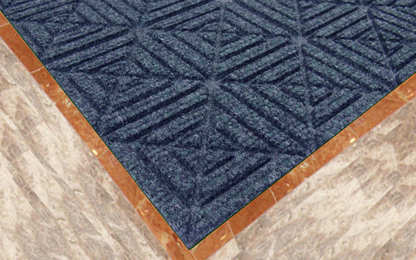 Waterhog Geometric Floor Mat Tiles Are Recessed Waterhog Floor Tiles