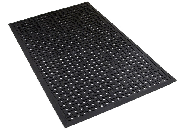 Rubber Drainage Mats - Pool Mats & Shower Matting from American ...