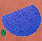 Waterhog ECO Half-Oval Grand Premier Mats